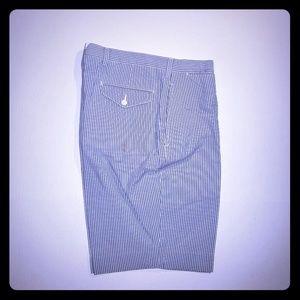 Men's Ralph Lauren Polo Seesucker shorts